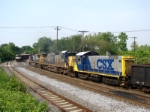 CSX 1127 & 7619